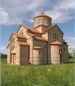 Crkva prep. Rafaila Banatskog