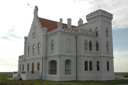 Dvorac Kapetanovo