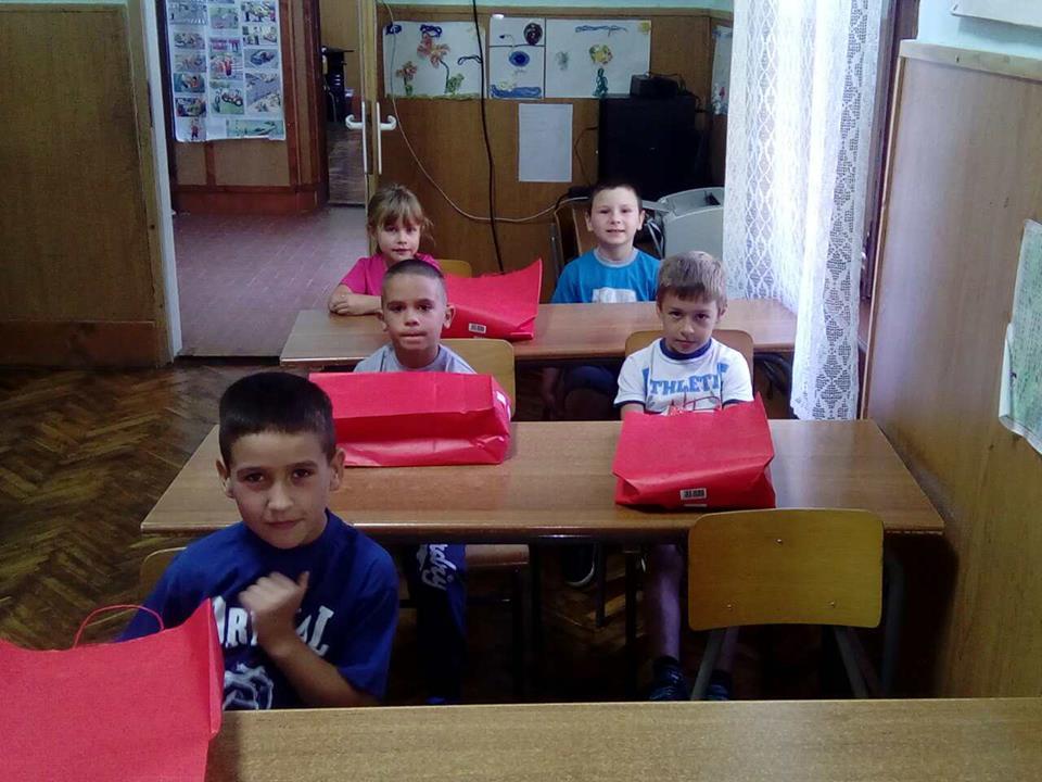 """Основна школа """"Јован Јовановић Змај"""" Стари Лец"""